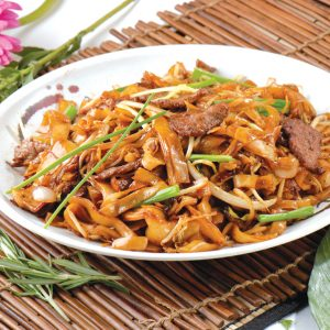 Fried Noodle - Lo Mein