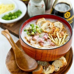 Noodle Soup & Porridge